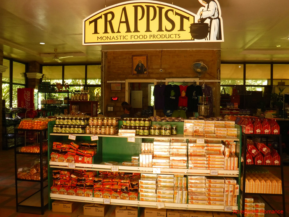 Trappist Abbey shop