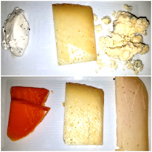 Flights of Cheese