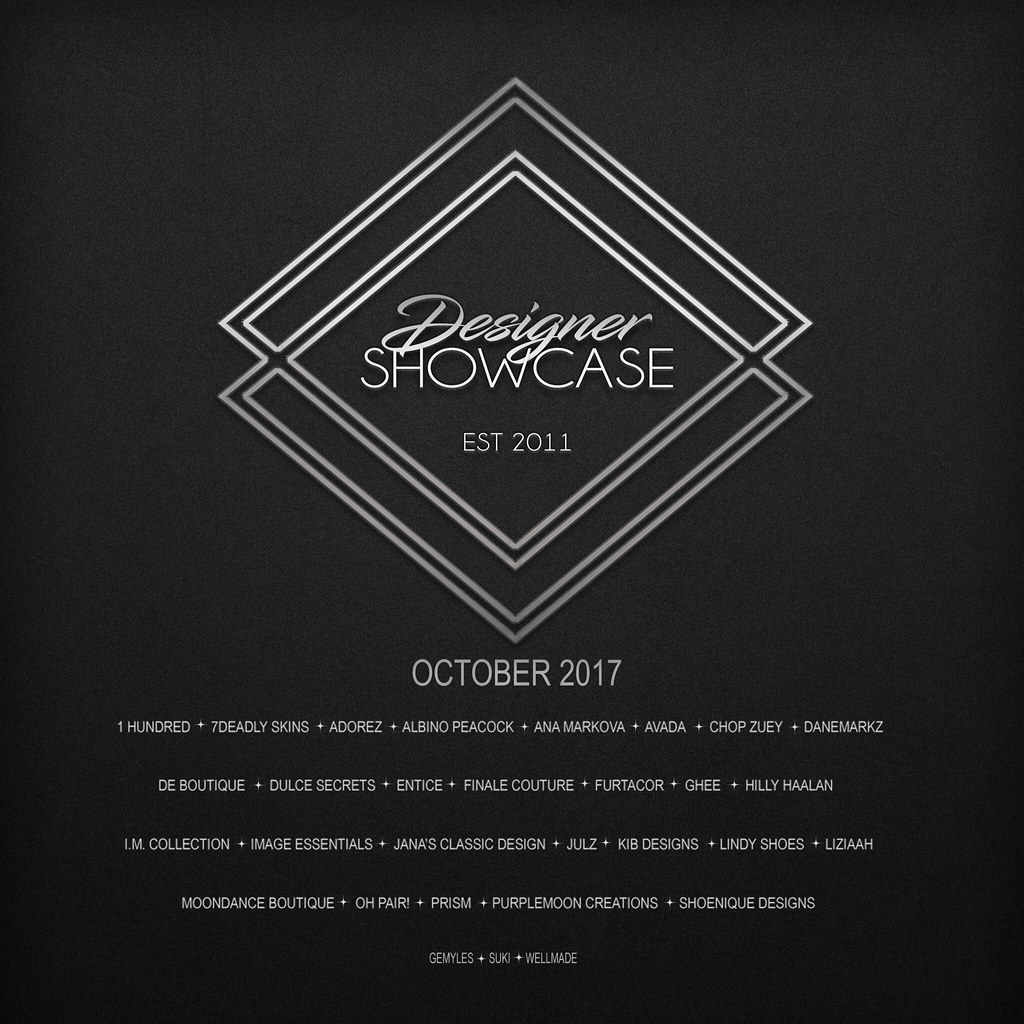 Designer Showcase-October -2017 - TeleportHub.com Live!