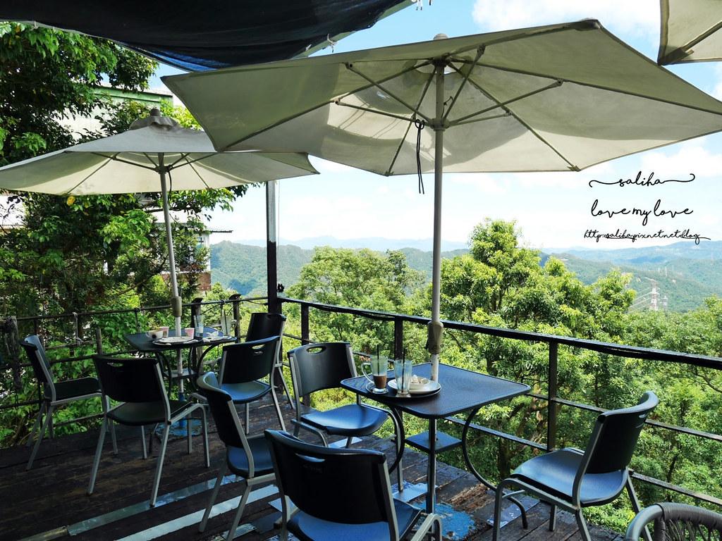 石碇景觀咖啡廳推薦海倫咖啡 (13)