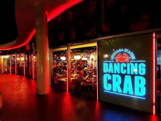 Dancing Crab Exterior
