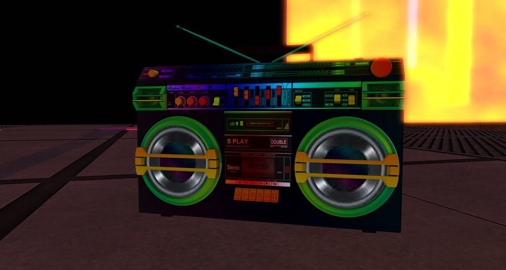 The Radio!