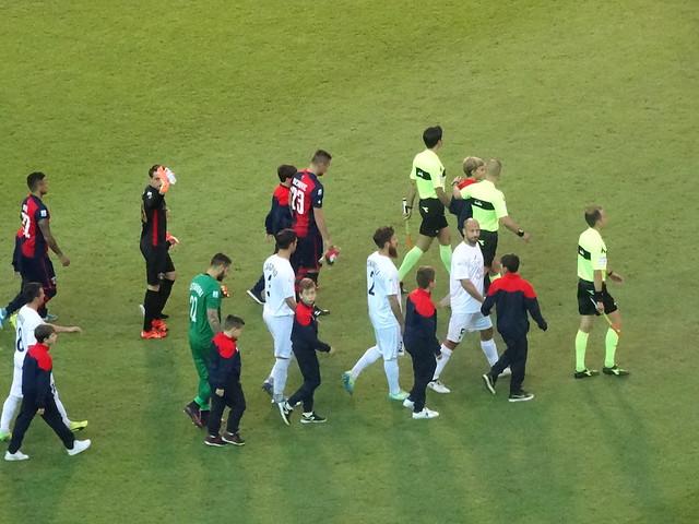 Sambenedettese - Santarcangelo 3-1