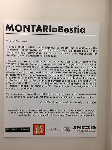 IMG_4854 - MONTARlaBestia (Riding the Beast), Center for Latin American Studies, UC Berkeley