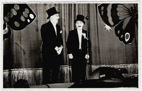 Willy Walden en Piet Muyselaar
