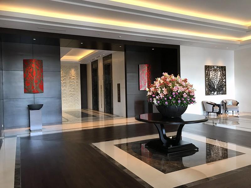 Lobby foyer