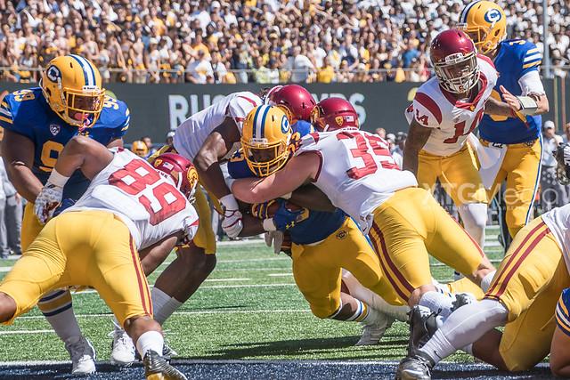 USC vs Cal 2017