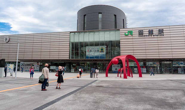 171012 函館駅