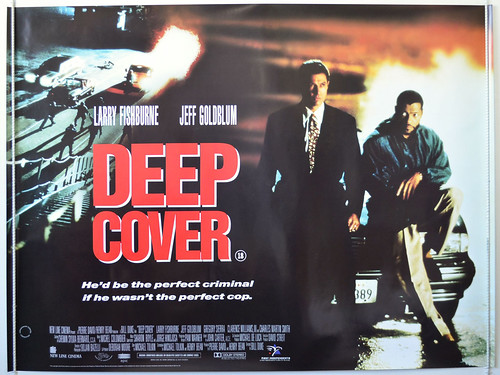 Deep Cover - Poster 1