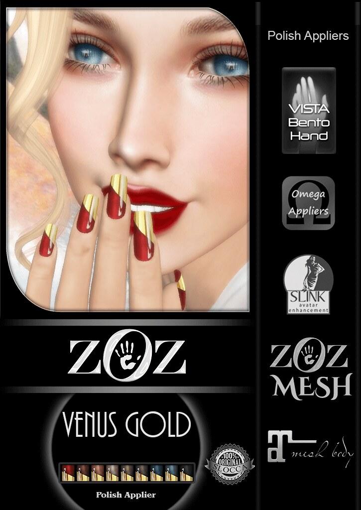 {ZOZ} Venus Gold pix L - TeleportHub.com Live!