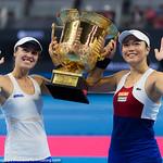 Chan Yung-jan, Martina Hingis