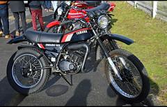 Yamaha DTMX 125