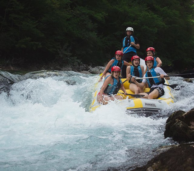 Here is your rafting trip