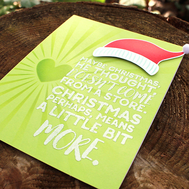 Quoted Little Bit More Card 4