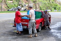 Puerto Rico and South Dakota National Guard
