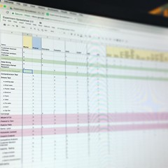One experiment spreadsheet to rule them all #validatedlearning #measurements