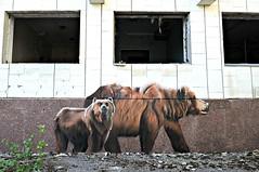 Art by Bane & Pest in Pripyat
