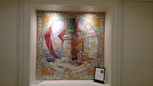 2017 Mint Forum Mosaic