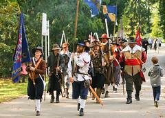 Sep 30: Medieval Musketeers March