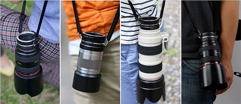 Le Lens Flipper : Changer d'optique en quelques secondes