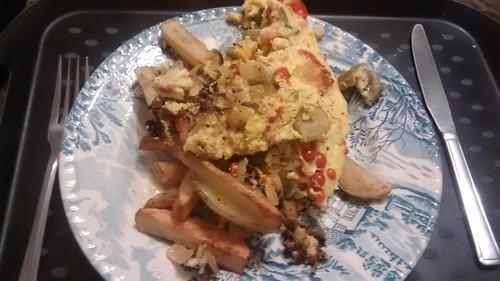 omelette Oct 17