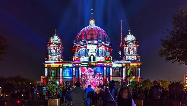 Berliner Dom - Festival of Lights 2017 (II)