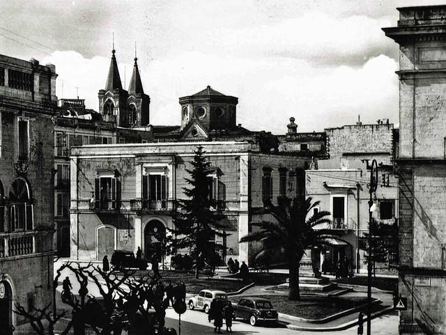 palazzo tateo ex sede scuola losapio