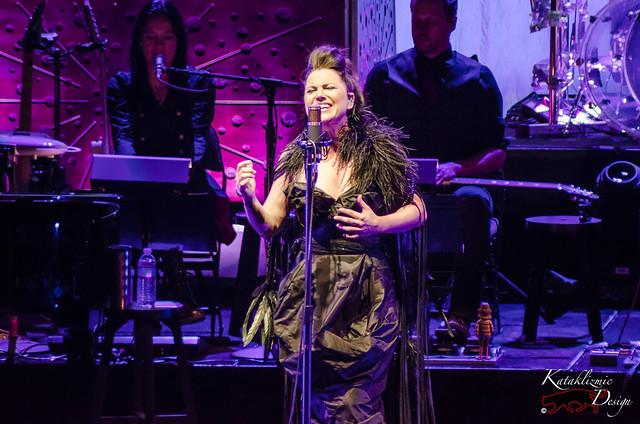 Evanescence - Comerica Theater 10-17-17