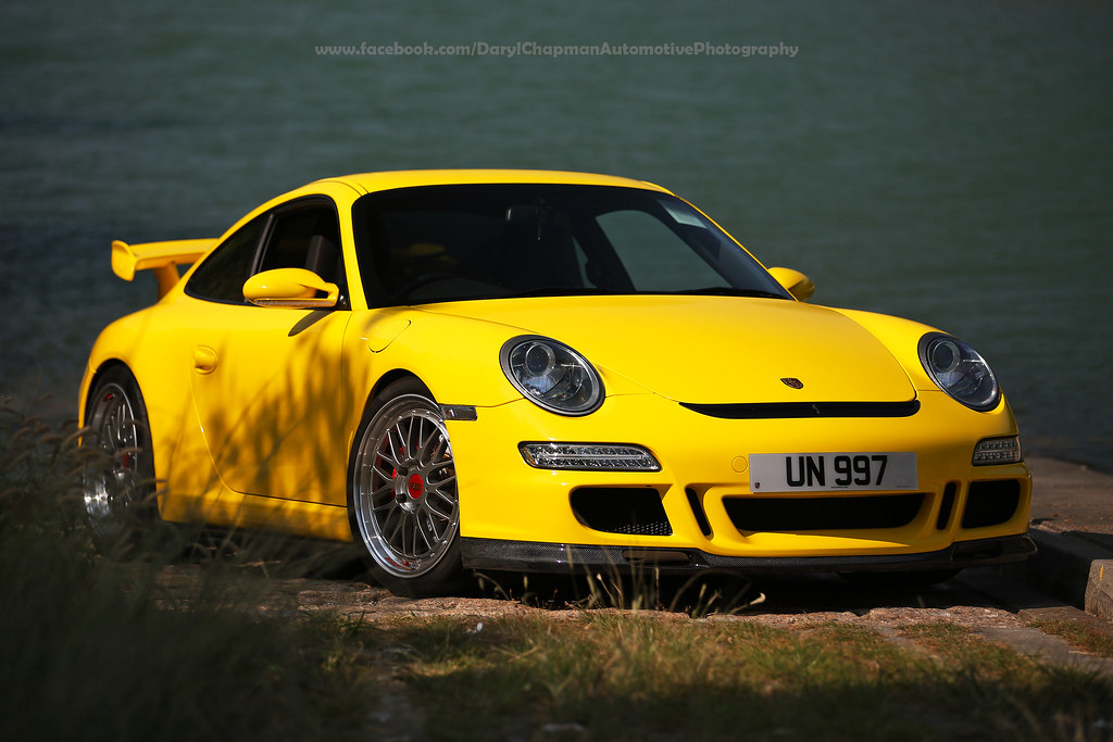 Porsche, 997, Hong Kong