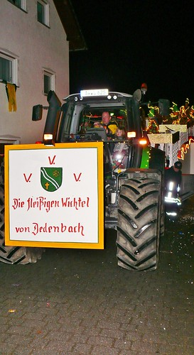 17.2.17 Lichterzug Dedenbach