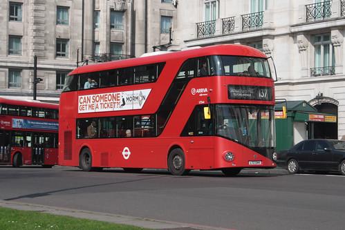 Arriva London LT344 LTZ1344