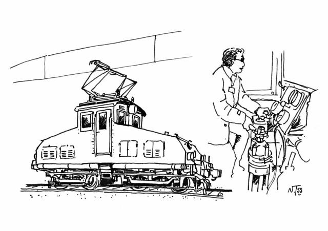 上毛電気鉄道・運転体験