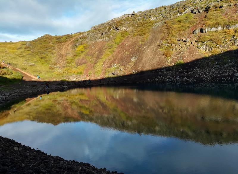 kerid-volcano-lake