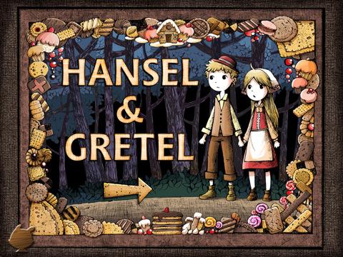 hansel e gretel nel castello incantato