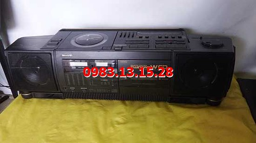 SHARP CD QT-70CD_result