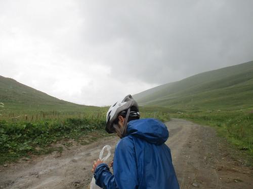 雨っぽかった唯一の日かな
