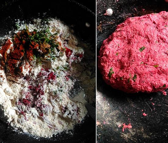 Recipe | Beetroot Millet Rotis & Panchkuti Dal
