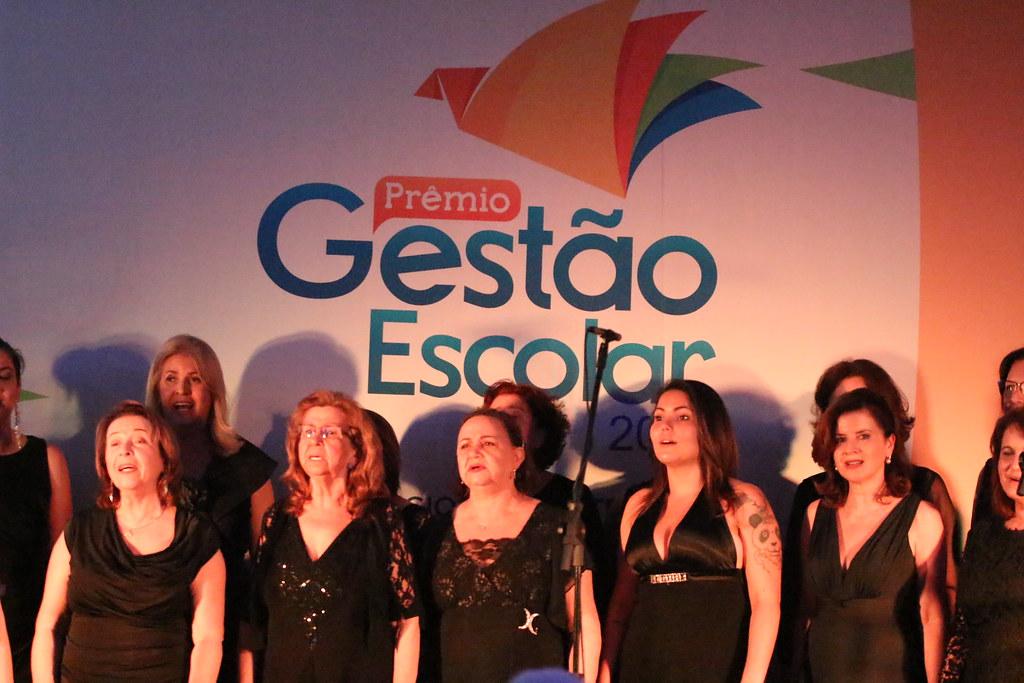 31.10.2017 Cerimônia Regional Centro-Sul Prêmio Gestão Escolar 2017, em Florianópolis 2