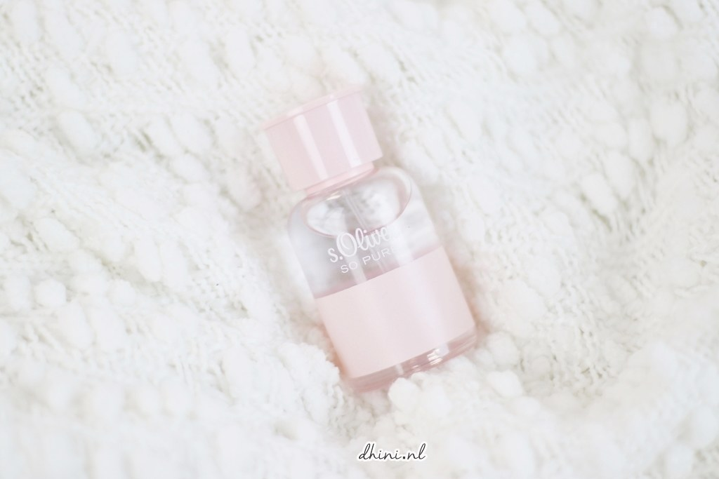 "S. Oliver ""So Pure"" women eau de toilette"