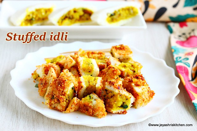 Idli-sandwich