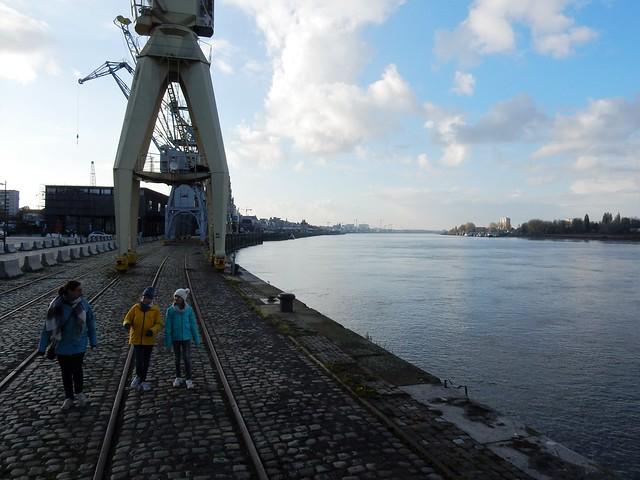 Antwerpen, Rijnkaai