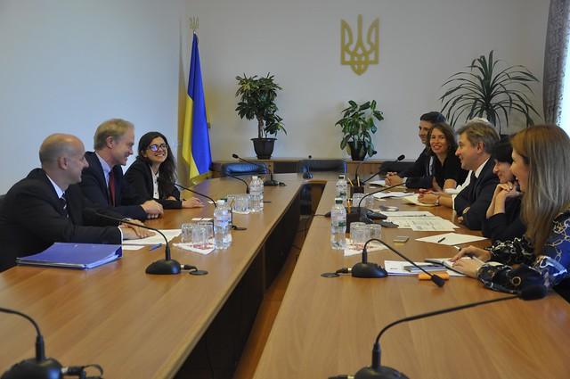 Onsite-visit in Kiev, Ukraine