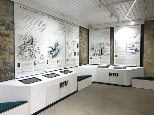 Atklāj RTU Vēstures muzeja ekspozīcijas zāli un tehniskās izglītības vēsturei veltītus izdevumus