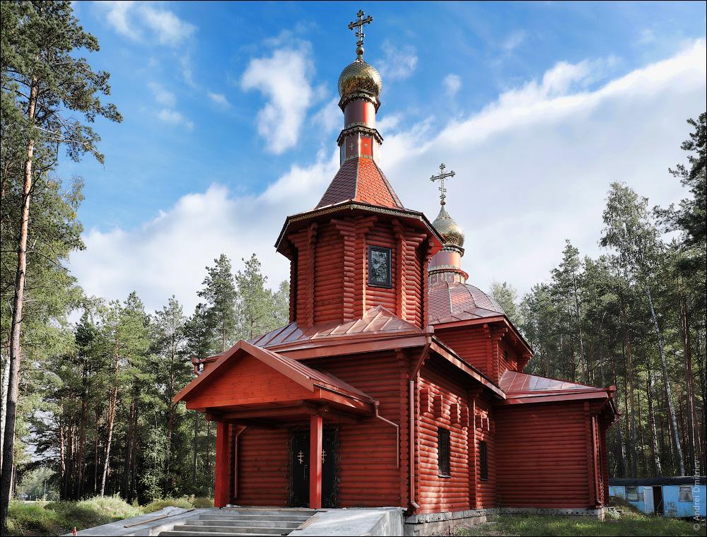 Церковь иконы Божией Матери Всех скорбящих Радость