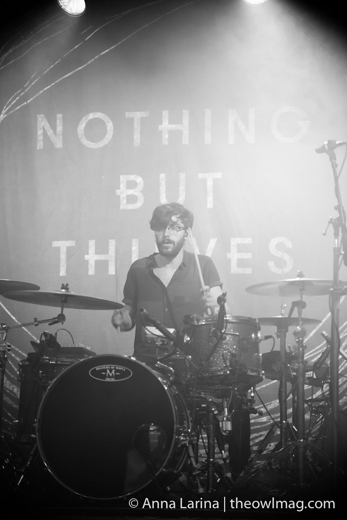 Nothing But Thieves @ El Rey LA 101217 023