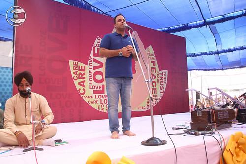 PS to Her Holiness, Sandeep Gulati from Gurgaon, Haryana