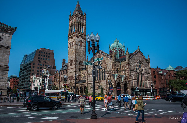 2017 - Boston - Old South Church