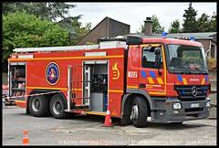 Brandweerzone Rand - post Kontich - Tankwagen