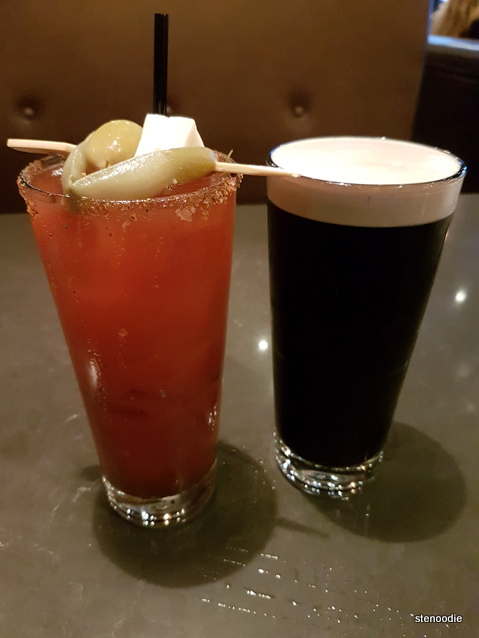 Baxters Caesar and Guinness