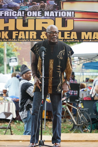 2017 Uhuru Book Fair & Flea Market